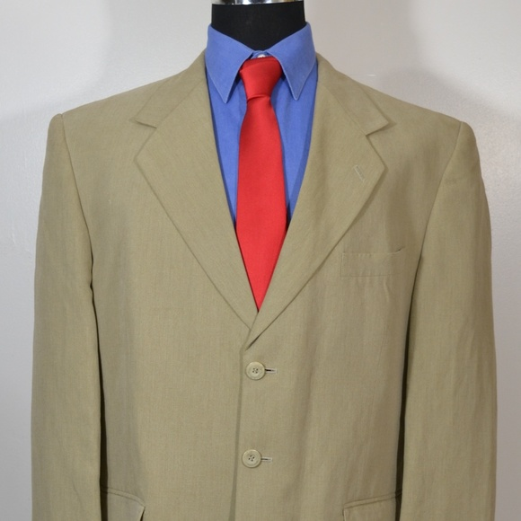 Hugo Boss Other - Hugo Boss 42L Sport Coat Blazer Suit Jacket